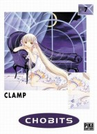 manga - Chobits Vol.7