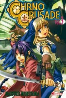 Manga - Manhwa -Chrno crusade Vol.3