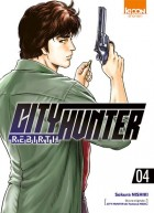 City Hunter - Rebirth Vol.4