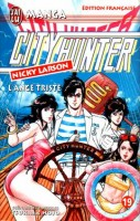 manga - City Hunter Vol.19