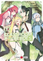 manga - Classroom for heroes Vol.2