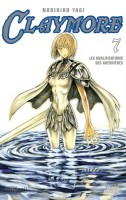 Manga - Manhwa - Claymore Vol.7