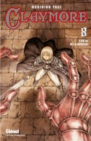 Claymore Vol.8