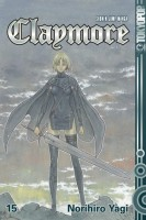 Manga - Manhwa - Claymore de Vol.15