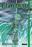 Manga - Manhwa - Claymore es Vol.10