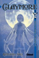 Manga - Manhwa - Claymore es Vol.2