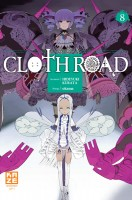 manga - CLOTH ROAD Vol.8