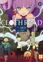 Manga - Manhwa - CLOTH ROAD Vol.10