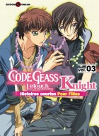 Manga - Code Geass - Knight for Girls Vol.3