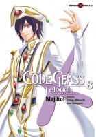 Manga - Code Geass - Lelouch of the Rebellion Vol.8