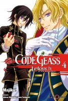Manga - Code Geass - Lelouch of the Rebellion Vol.4