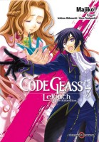 Manga - Code Geass - Lelouch of the Rebellion Vol.7
