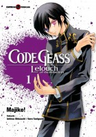 Manga - Code Geass - Lelouch of the Rebellion Vol.1