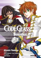 Manga - Code Geass - Suzaku of the counterattack Vol.2