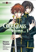 Mangas - Code Geass - Suzaku of the counterattack Vol.1