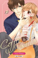 Manga - Manhwa -Coffee & Vanilla Vol.13