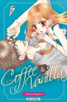 manga - Coffee & Vanilla Vol.7