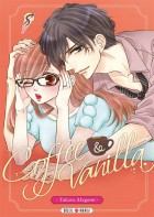 manga - Coffee & Vanilla Vol.8