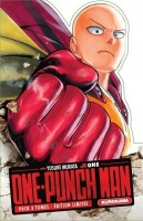 One-Punch Man - Coffret Tome 1 à Tome 3