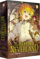 The Promised Neverland - Coffret roman +T9