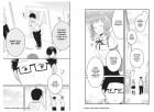 Planche supplémentaire © Okura, Coma Hashii / SQUARE ENIX
