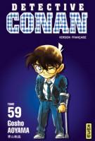 Manga - Manhwa - Détective Conan Vol.59
