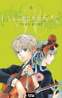 manga - Corde d'or (la) Vol.5