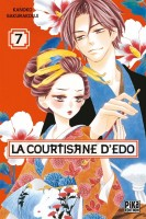 manga - Courtisane d'Edo (la) Vol.7