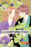 Courtisane d'Edo (la) Vol.8