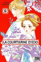 manga - Courtisane d'Edo (la) Vol.9