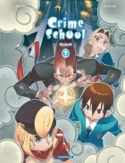 manga - Crime School Vol.3