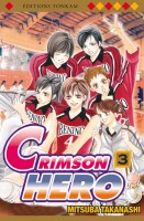 Mangas - Crimson Hero Vol.3