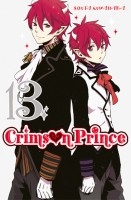 Mangas - Crimson prince Vol.13