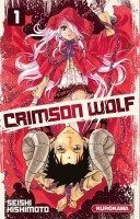 Manga - Crimson wolf Vol.1