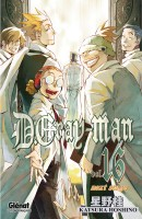 manga - D.Gray-man Vol.16