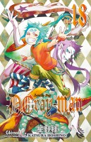manga - D.Gray-man Vol.18