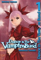 Manga - Dance in the Vampire Bund Vol.1