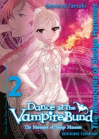 manga - Dance in the Vampire Bund - Sledge Hammer Vol.2