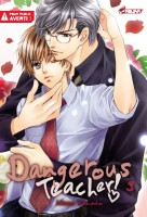 Manga - Manhwa -Dangerous Teacher Vol.3