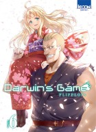 Manga - Manhwa - Darwin's Game Vol.6