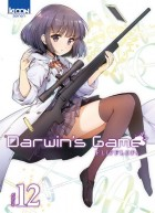 Manga - Manhwa - Darwin's Game Vol.12
