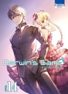 Manga - Manhwa -Darwin's Game Vol.14