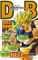 Manga - Manhwa - Dragon Ball - Quiz Book