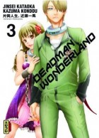 Mangas - Deadman Wonderland Vol.3