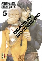Mangas - Deadman Wonderland Vol.5