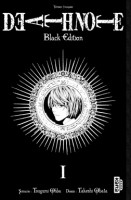 Manga - Death Note - Black Edition Vol.1