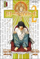 Manga - Manhwa -Death Note Vol.2