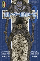 Manga - Manhwa -Death Note Vol.3