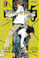 Manga - Manhwa -Death Note Vol.5