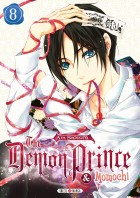 The demon prince and Momochi Vol.8
